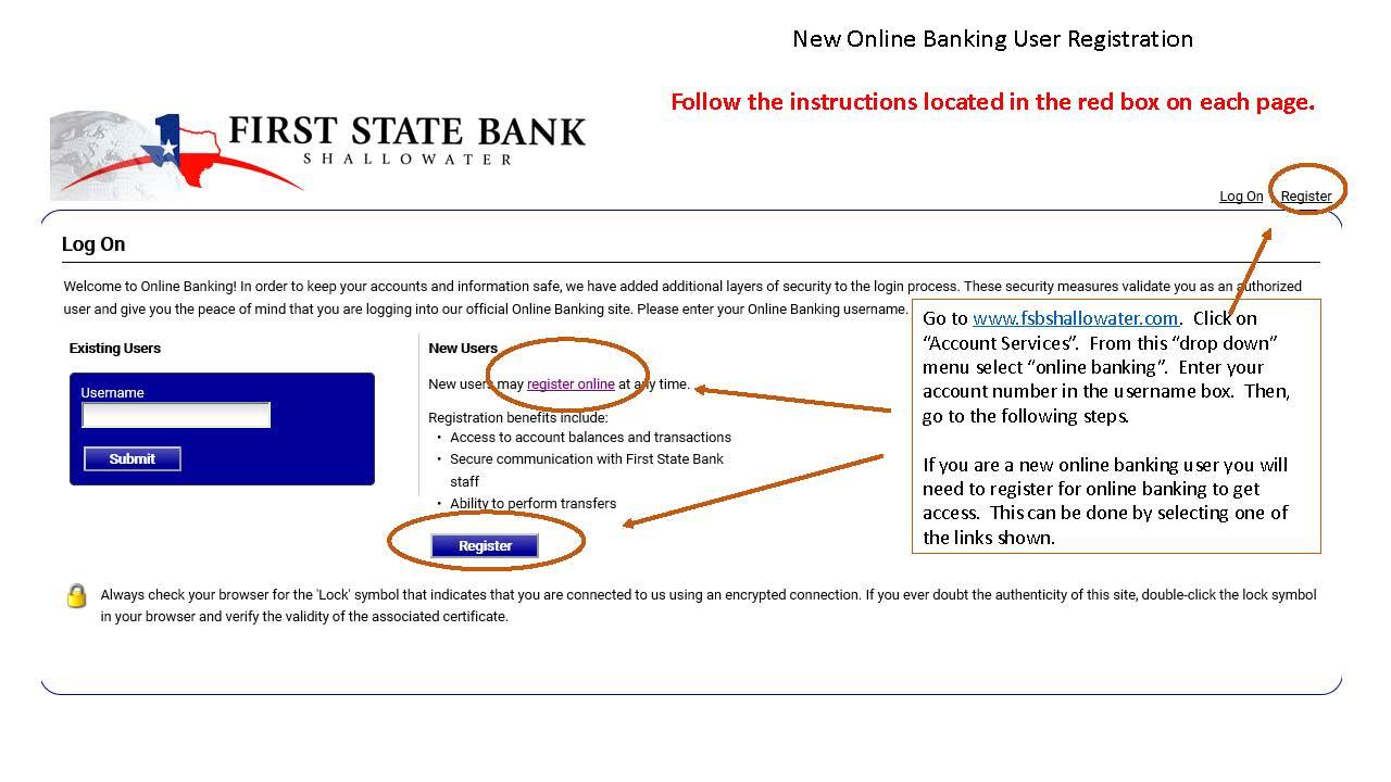 SHW OLB User Registration.pptx - NEW USER - REVISED_Page_01