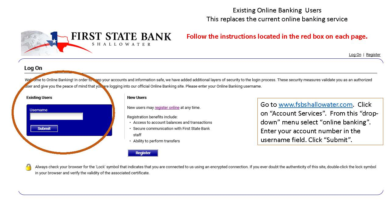 First State Bank Shallowater